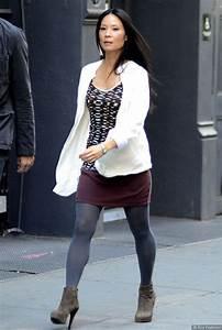 Get the Look: Lucy Liu in Elementary | Lucy liu, Purple ...
