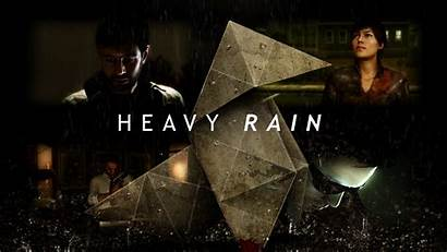 Heavy Rain Madison Jayden Killer Origami Rainfall
