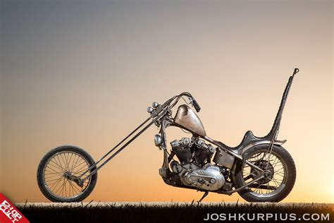 The Locust Ironhead Chopper