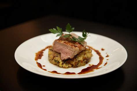 cuisiner du veau le dôme du marais restaurant marais