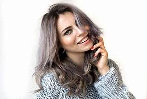 Haarfarbe Schwarz Grau : graue haare f rben ~ Frokenaadalensverden.com Haus und Dekorationen