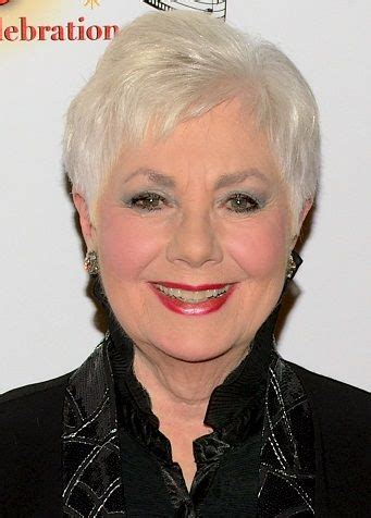 shirley jones classy celebrity hairstyles  women  gray hair  wwwsophisticatedallurecom