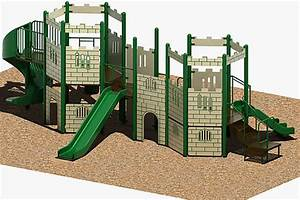 Castle Play Structure