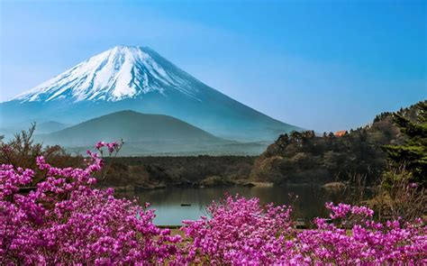 10 Amazing Mountain Pictures From Around The World