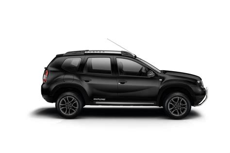 renault duster 2017 black renault duster explore edition 2016 lands in south