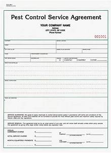 28 simple pest control contract template pest With pest management plan template