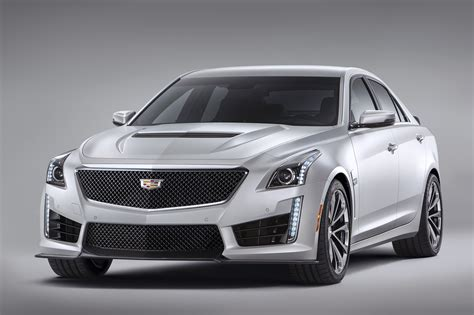 Cts V by 2016 Cadillac Cts V Ditches Manual Gearbox