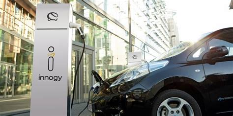 innogy e mobility e on to join innogy in e mobility infrastructure race recharge