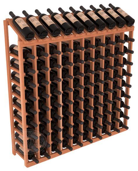 wine racks america wine racks america 100 bottle display top wine rack