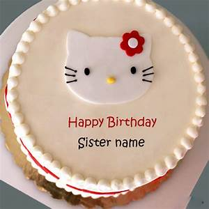 Top 10 birthday cake for Sister and Messages, Wishes ...