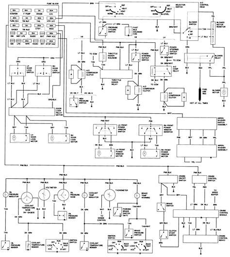 1986 Camaro Fuel Wiring Harnes Diagram by 1986 F150 Engine Electrical Diagram Downloaddescargar