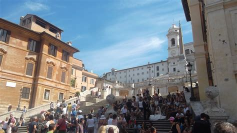 The Piazzas Or Squares Of Rome