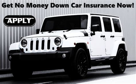 A policy with no down payment is just one among many ways to. No Money Down Car Insurance Quote Provides Affordable ...