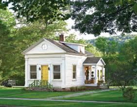 cottage house an schoolhouse becomes a cozy cottage in the catskills hooked on houses