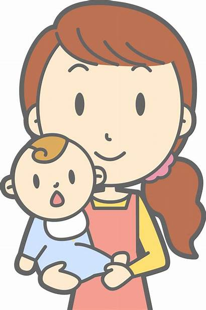 Mother Clipart Mom Drawing Mummy Cartoon Mommy