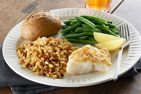 Easy Parmesan-Crusted Fish Dinner - Kraft Recipes