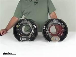 Dexter Electric Trailer Brake Kit - Self-adjusting