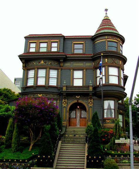 San Francisco Victorian Estate By