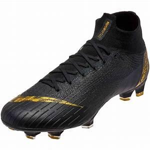 Nike Mercurial Superfly 6 Elite Fg Black Lux Soccer Master