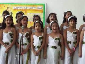 Jhilmil Performance at DPS Fathers's Day Celebration - YouTube