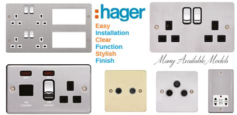 room by room tour with hager wiring accessories