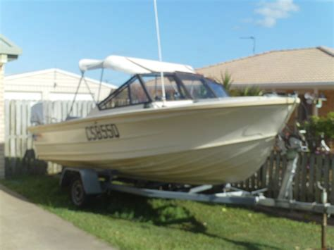 Boats For Sale Hervey Bay by Quintrex 5mt Sea Rider Hervey Bay Boats For Sale Used