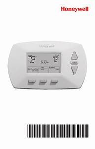 Honeywell Programmable Thermostat Rth6350 Installation