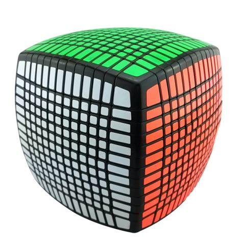 Moyu 13x13x13 Rubik's Cube Black Yj 13x13 Speed Cube World