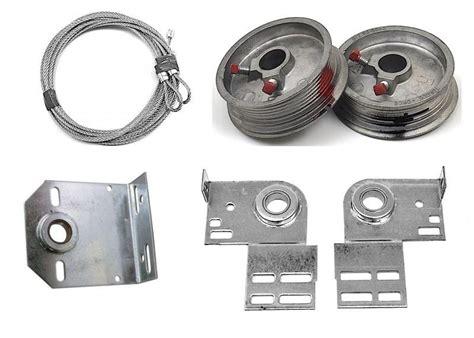 garage door torsion kit diy torsion springs conversion kit for garage door