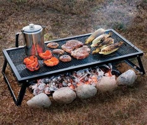 bonfire cooking most amazing grills you should have at the bbq time amazing diy interior home design