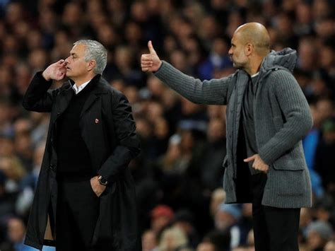 Jose Mourinho, Pep Guardiola to lock horns once again in ...