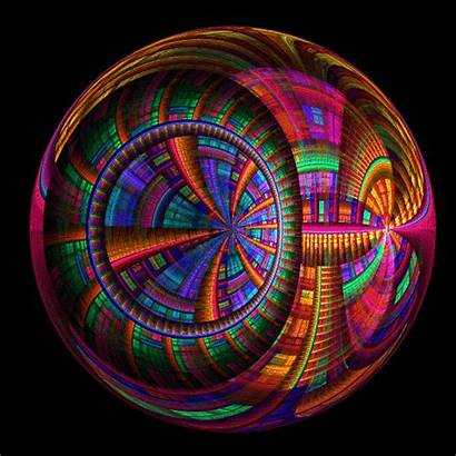 Animated Puzzle Pieces Deviantart Moving Colorful Fractal