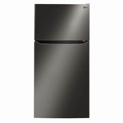 Lg Freezer Refrigerator Stainless Steel Cu Ft