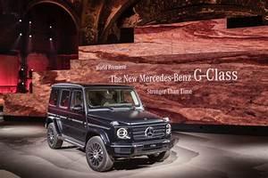 Classe G : nouveau mercedes classe g 2018 le conservateur actu automobile ~ Gottalentnigeria.com Avis de Voitures