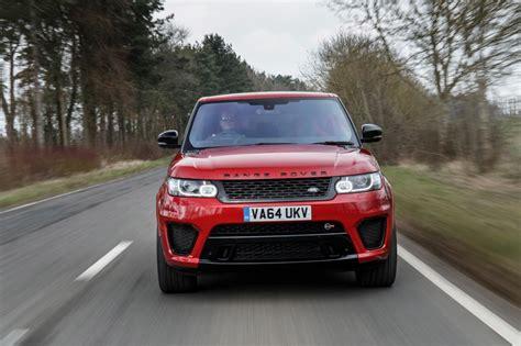 Range Rover Sport Svr Review