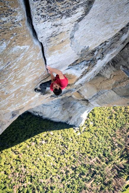 Chris Weidner The Outrageous Simplicity Alex Honnold