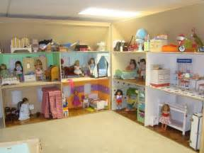 Huge American Girl Doll House