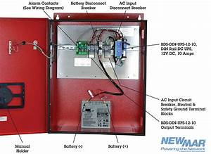 12 Volt Dc Circuit Breaker Wiring Diagram