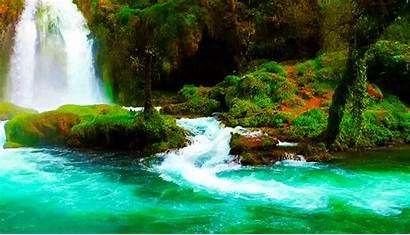 Water Gifs Cool Waterfall Animated Waterfalls River