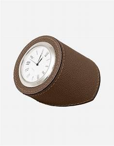 Leather, Desk, Watch