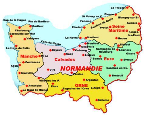 départements de normandie arts et voyages