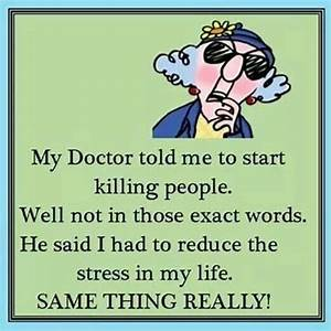 Reduce Stress L... Stress Humor Quotes