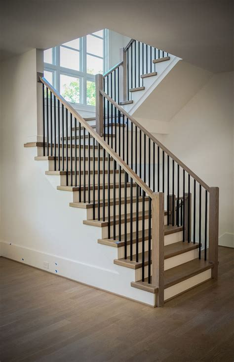 Steel Banister by Metal Baluster In 2019 Stairs Stairs Balusters Stair