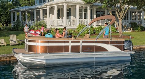 Best Offshore Pontoon Boats by Sx Series Pontoon Boats By Bennington