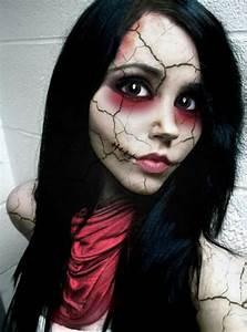 Zombie Schminken Bilder : halloween make up ideen das gesicht f r halloween v llig ver ndern ~ Frokenaadalensverden.com Haus und Dekorationen