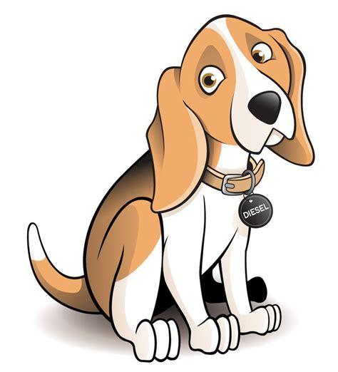 dog clipart beagle dog cartoon  timmcfarlin