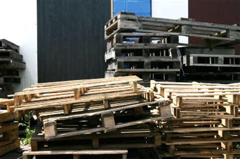 properly store empty pallet stacks cisco eagle