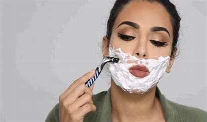 Shaving Face Faces Huda Kattan Shave Skin