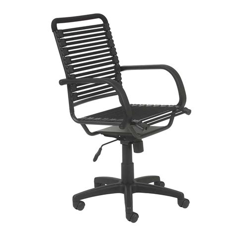 bungie high back office chair with aluminum frame office
