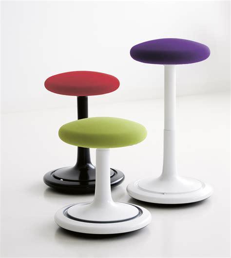 tabouret bureau tabouret ergonomique design assis debout assise active move